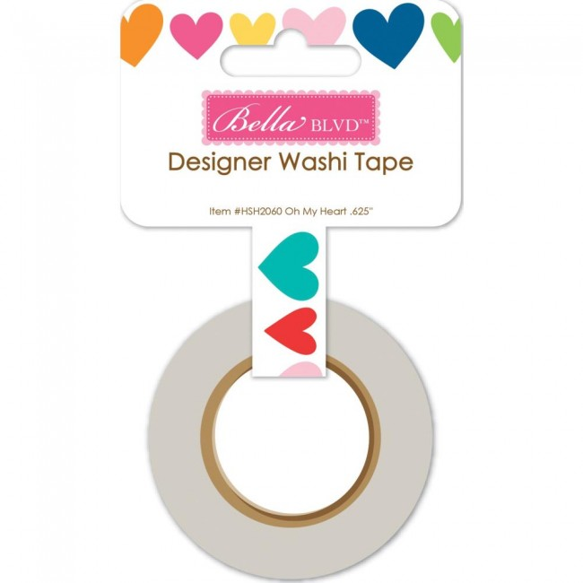 Washi Tape Home Sweet Home Oh My Heart