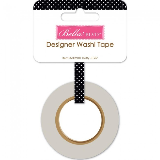 Washi Tape Let's Go On An Adventure Dotty