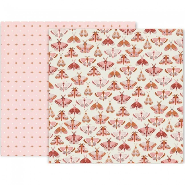 Papel Estampado Doble Cara 12x12 Again & Again #4