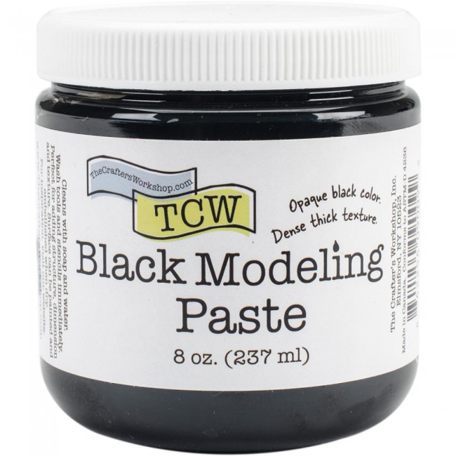 Pasta de Modelaje Black 237 ml