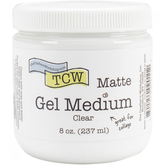 Gel Médium Matte 237 ml