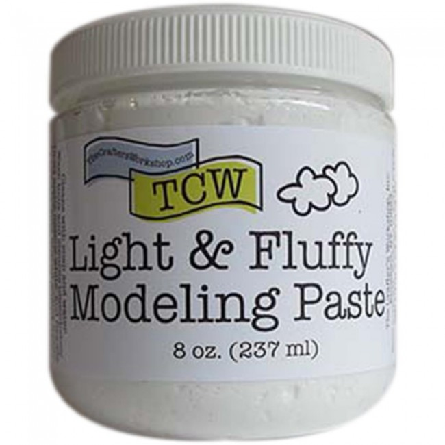 Pasta de Modelaje Light & Fluffy 237 ml
