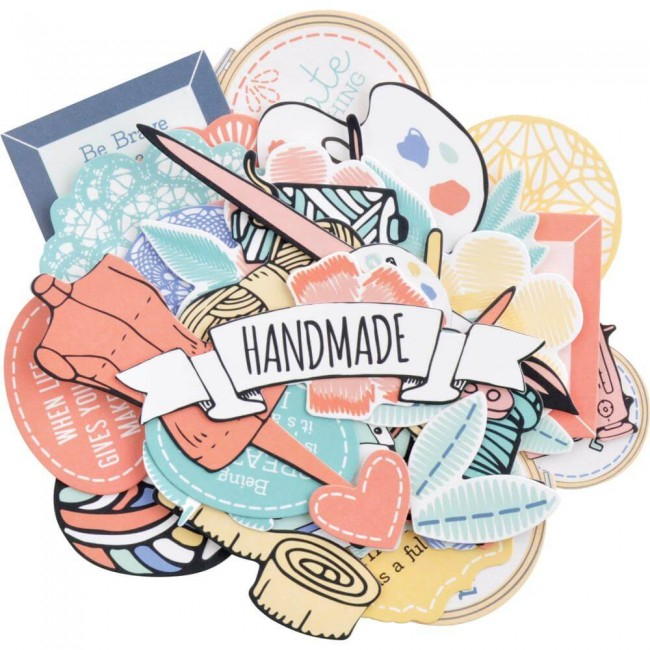Die Cuts Crafternoon