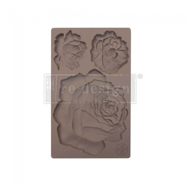 Molde Re-Design Etruscan Rose