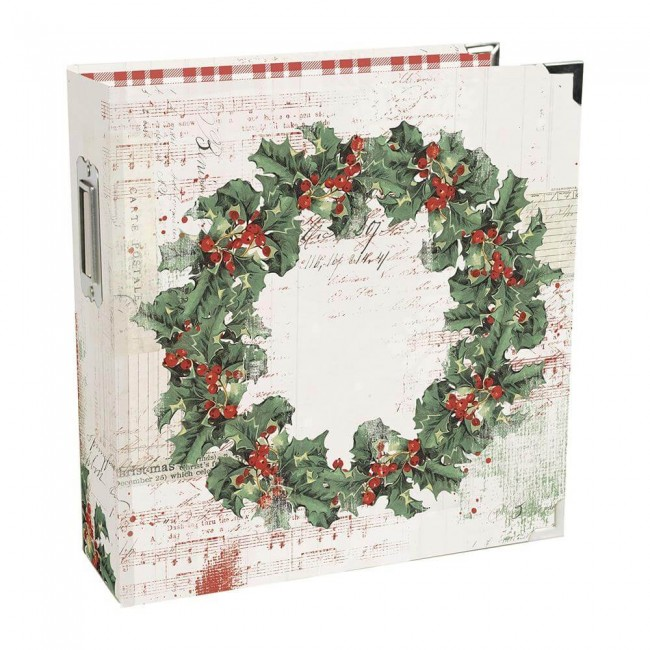 "Álbum 6"" x 8"" Country Christmas"