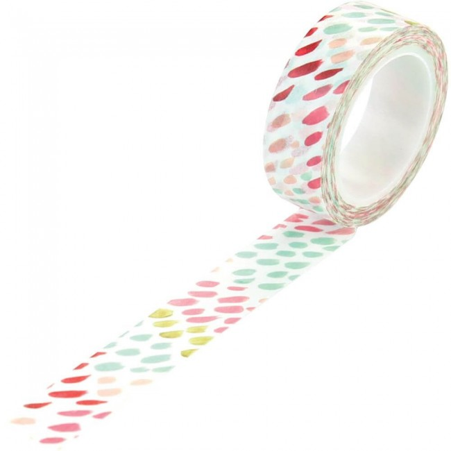 Washi Tape Salon Polish Colors