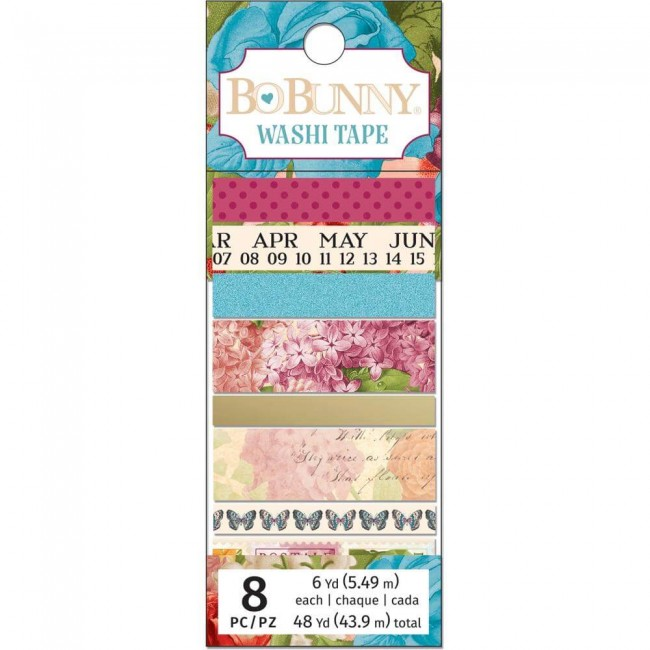 Set de Washi Tape Time & Place