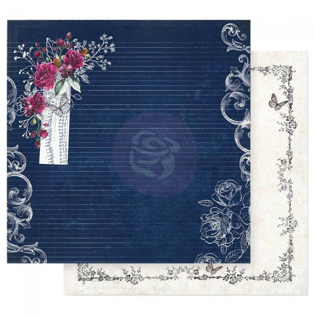 Papel Estampado Doble Cara 12x12 Darcelle Everything Is Figureoutable