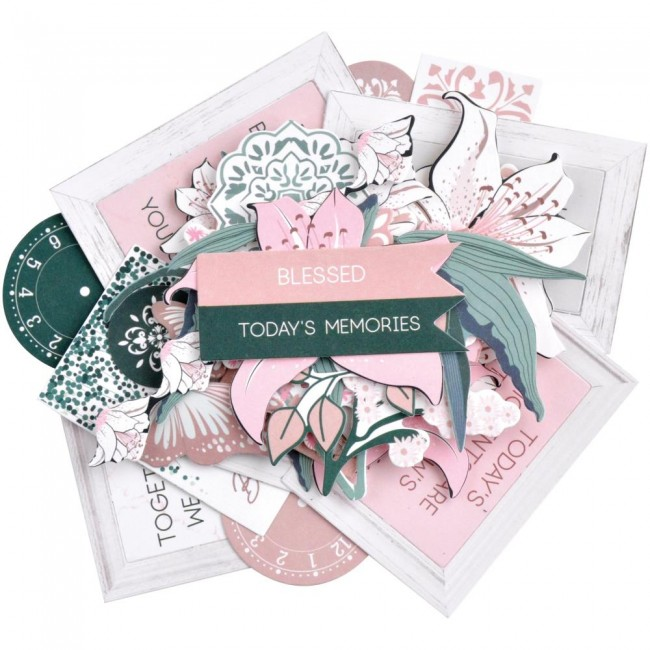 Die Cuts Lily & Moss Curios