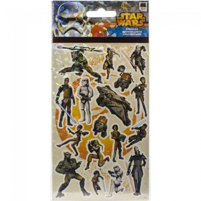 Pegatinas Star Wars Rebels