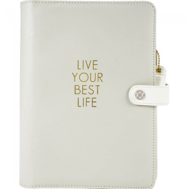 Kit Agenda A5 Color Crush Live Your Best Life