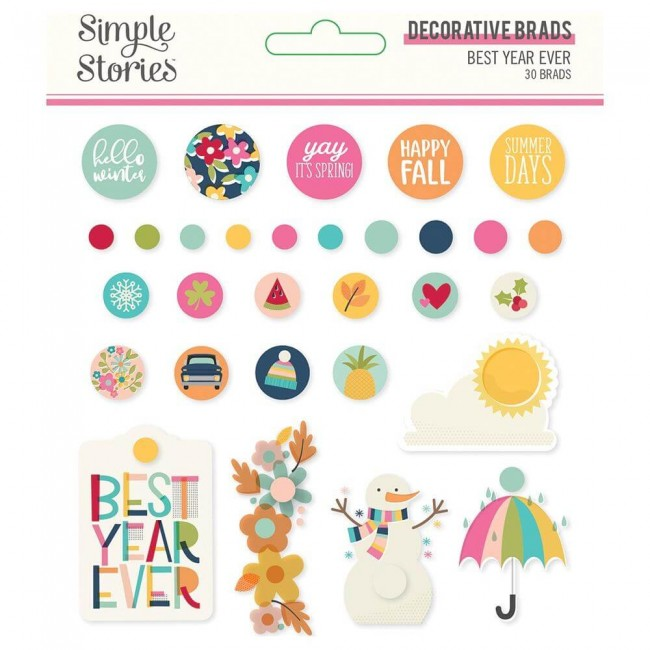 Brads Best Year Ever