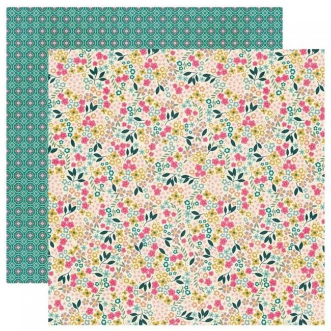 Papel Estampado Doble Cara 12x12 I Am 2020 Dreaming