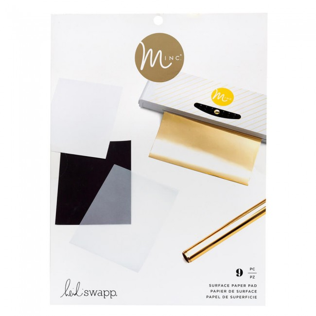 "Kit Superficies Minc 8.5"" x 11"" Assorted Surfaces"
