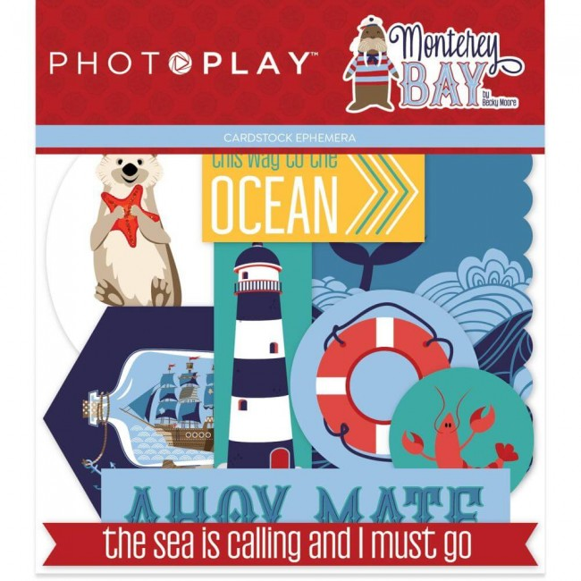 Die Cuts Monterey Bay