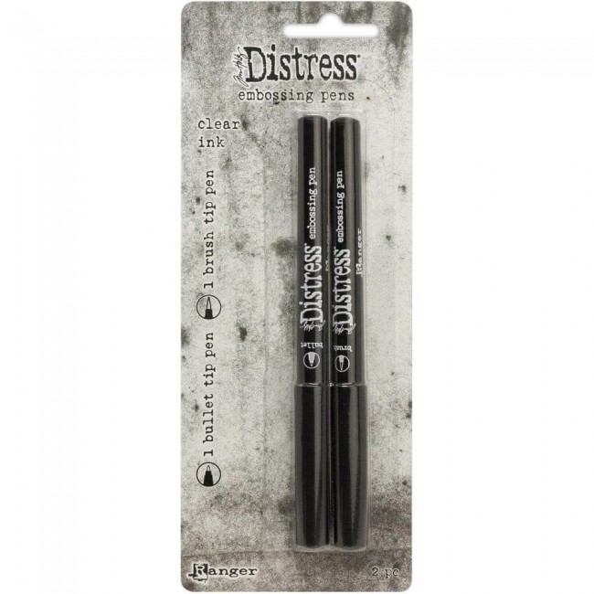 Set de rotuladores de embossing Tim Holtz Distress