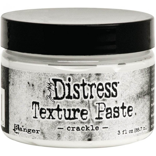 Pasta de textura Tim Holtz Distress Crackle