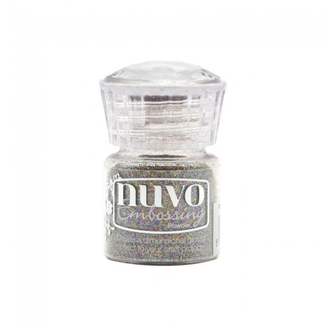 Polvos de Embossing Nuvo Twinkling Tinsel