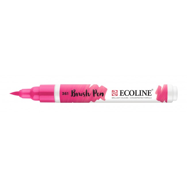 Rotulador Ecoline Brush Pen 361 Rosa Claro