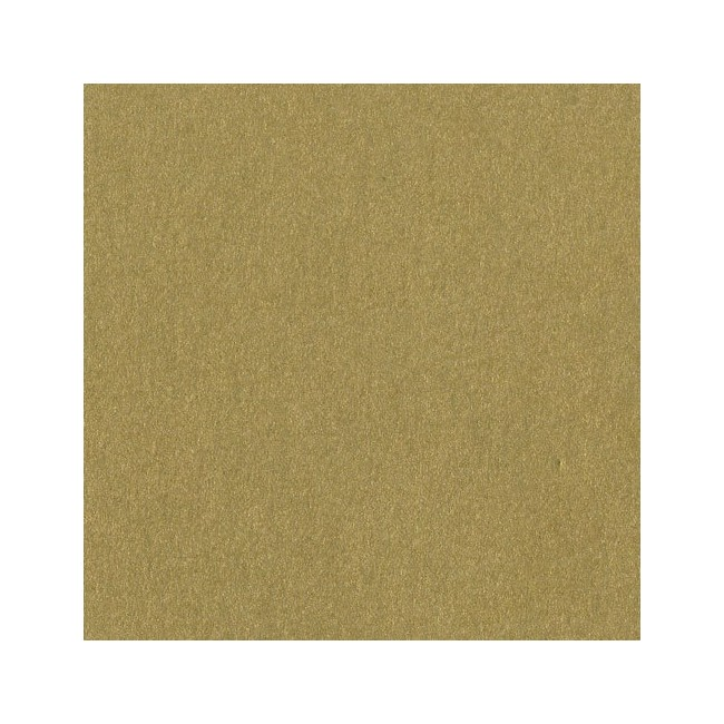 Cartulina Lisa Metalizada 12x12 Gold Matte
