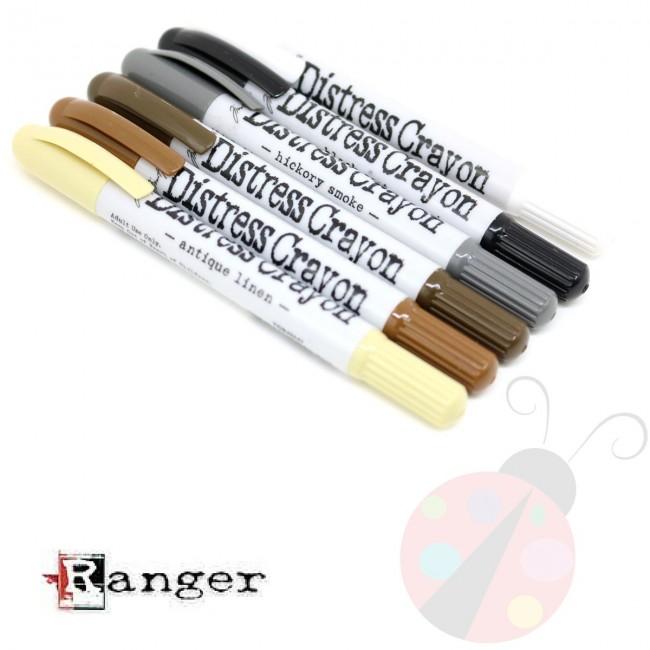Distress Crayons Set 3