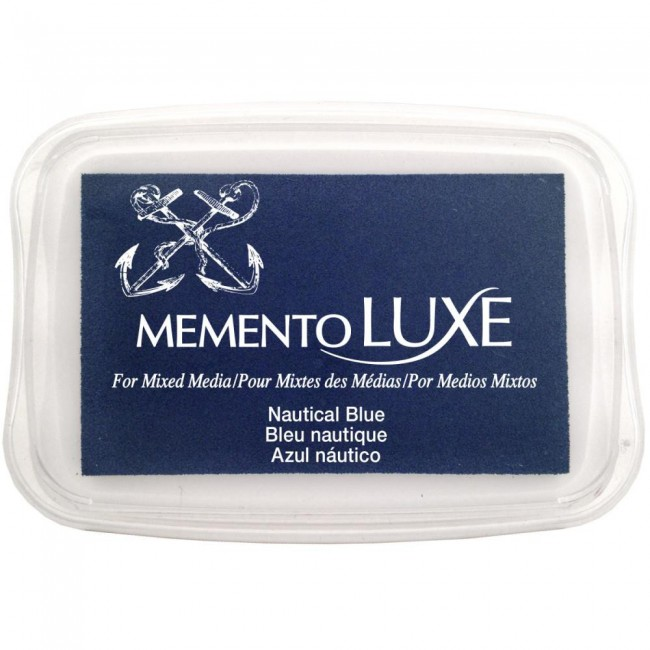 Tinta Memento Luxe Nautical Blue