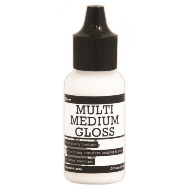 Studio Multi Medium Gloss 0.5 oz