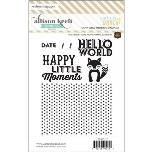 Happy Little Moments Stamp Set