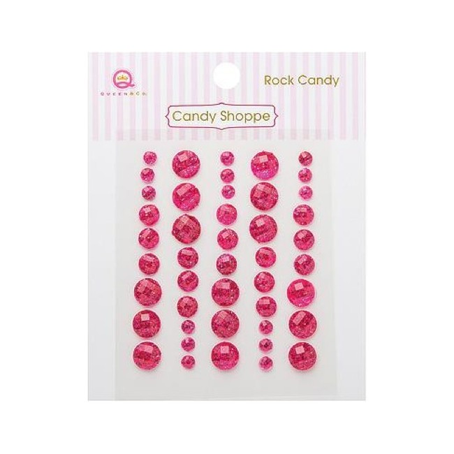Candy Shoppe Rock Dark Pink
