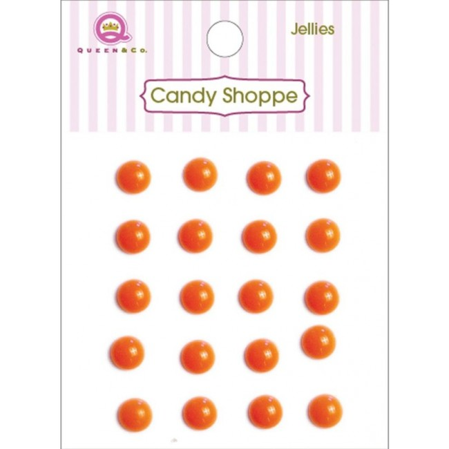 Candy Shoppe Jellies Pequeños Orange Crush