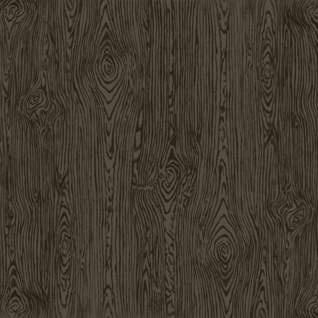 Cartulina Woodgrain 12x12 Black