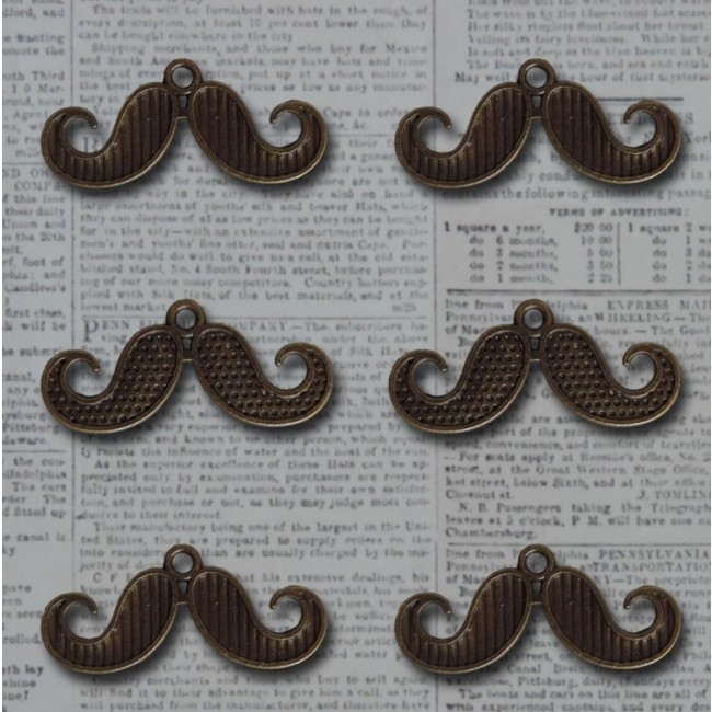 Vintage Findings I Mustache you a question