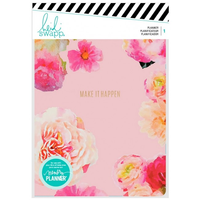 Planificador Heidi Swapp Make It Happen (Perpetuo)