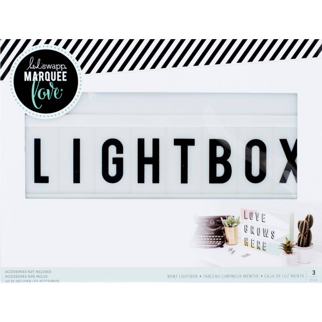 Lightbox - Mint