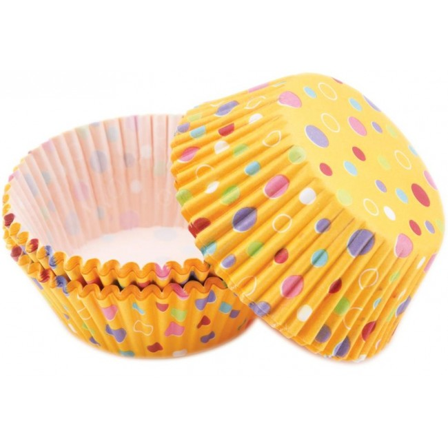 Standart Baking Cups Modern Sweet Dots