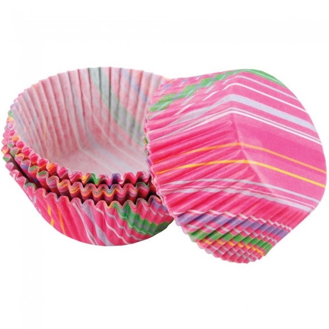 Standart Baking Cups Snappy Stripes