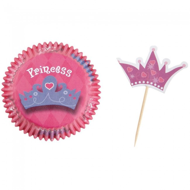 Cupcake Combo Pack Princess
