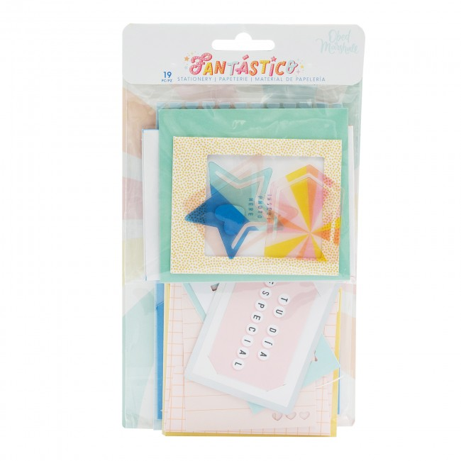 Die Cuts Fantastico Obed Marshall Stationary