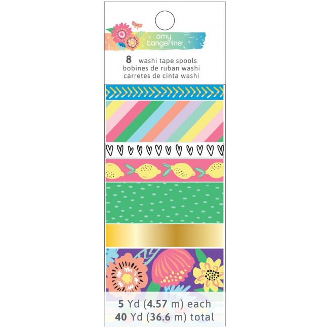 Washi Tape Sunshine & Good Times