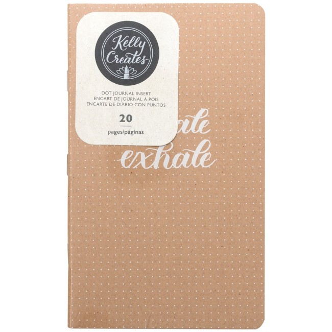 Cuaderno Kelly Creates   Dots
