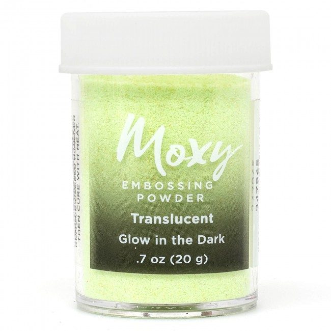 Polvos de embossing Moxy Glow In The Dark