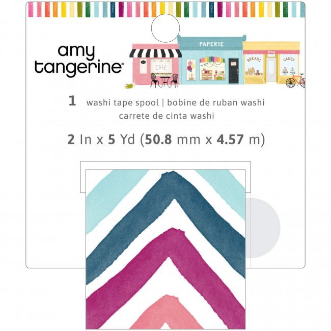Washi Tape Slice Of Life Amy Tangerine Wide