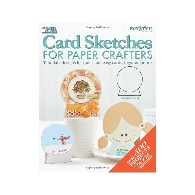 Libro Card Sketches for Paper Crafters