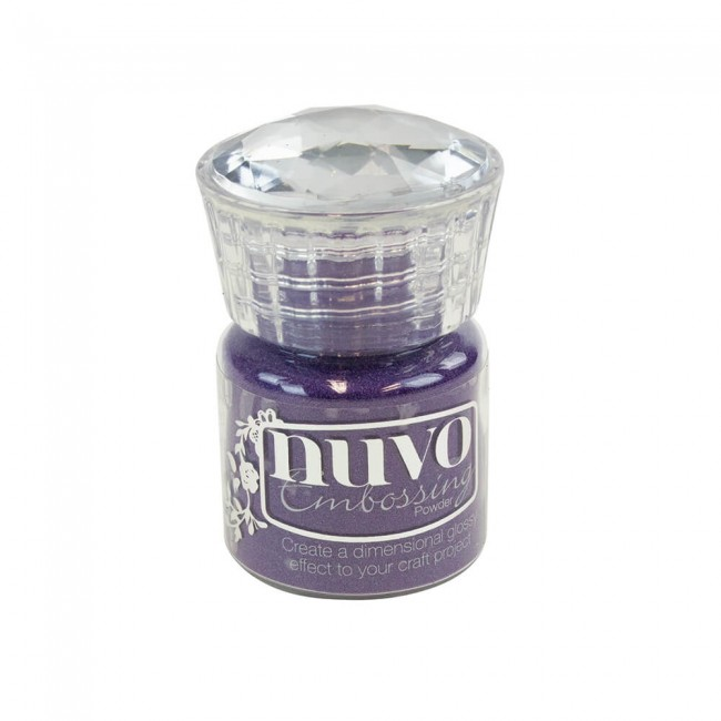 Polvos de embossing Nuvo - Purple Haze