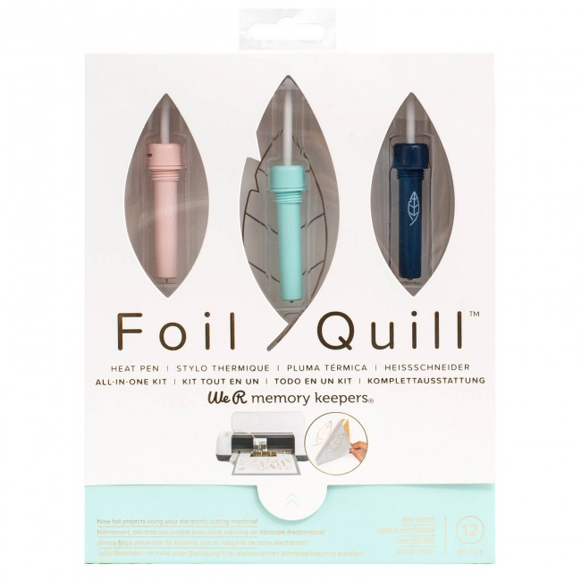 Kit inicio Foil Quill We R Memory Keepers