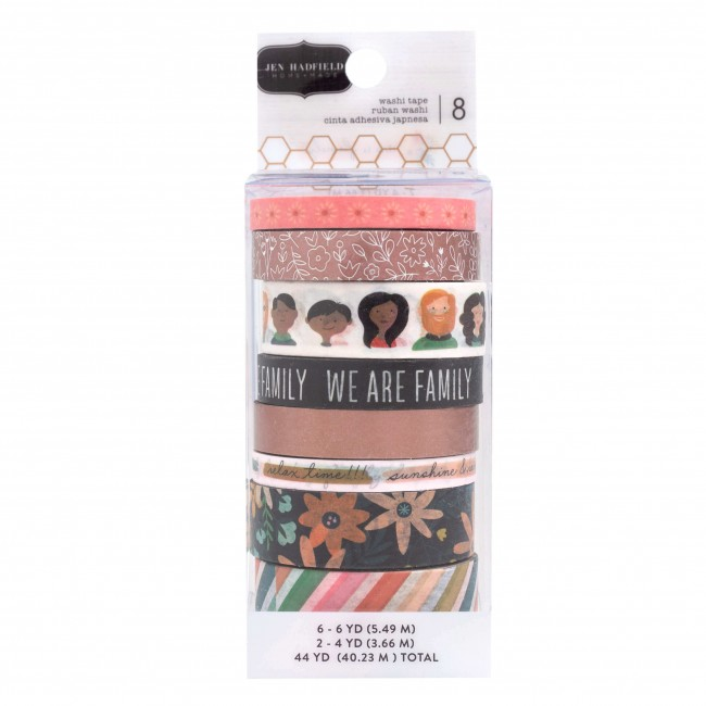 Set de Washi Tape This Is Family