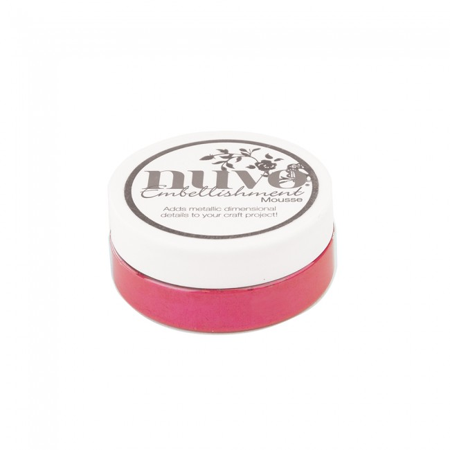 Embellishment Mousse de Nuvo French Rose