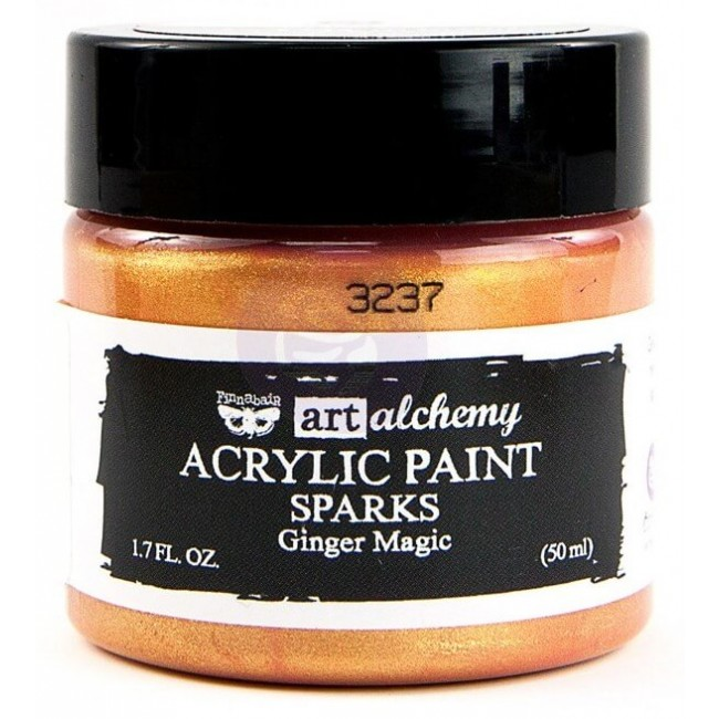 Pintura acrílica Sparks - Ginger Magic