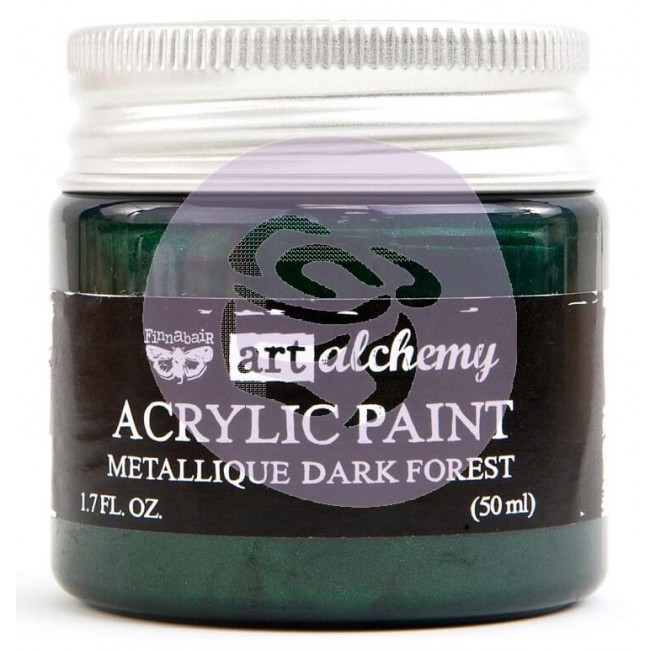 Pintura acrílica Art Alchemy   Metallique Dark Forest