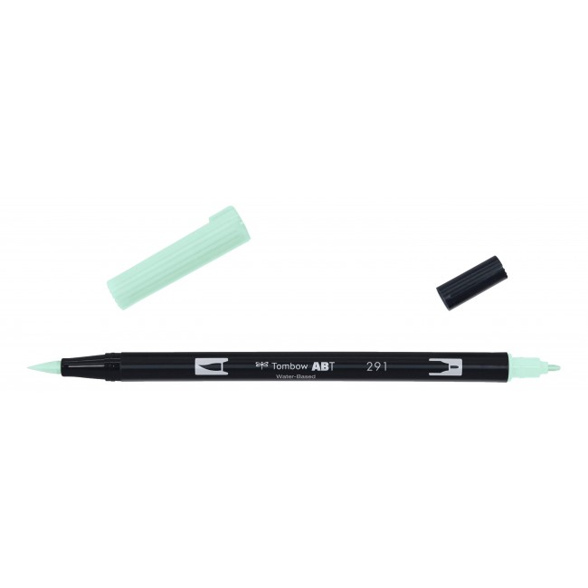 Rotulador Tombow Dual Brush 291 Alice Blue